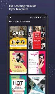 Poster Maker, Flyer Designer, Ads Page Designer Pro 1.5.4 APK Download 2
