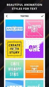 Textro Animated Text Video 1.1 APK Free Download 1