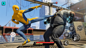 Spider Hero: Superhero Fighting 2.0.17 MOD APK Free Download 4