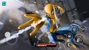Spider Hero: Superhero Fighting 2.0.17 MOD APK Free Download 2