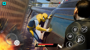 Spider Hero: Superhero Fighting 2.0.17 MOD APK Free Download 1
