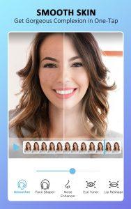 YouCam Video Editor Makeup, Retouch & Selfie Edit 1.10.0 APK 3